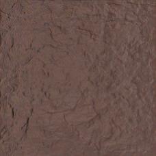 Клинкер 29,8x29,8 Амстердам 4 рельеф коричневый