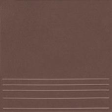 Клинкер 29,8x29,8 Амстердам 4 ступень коричневый