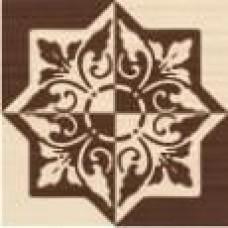 Бордюр напольный 9,8x9,8 Арена