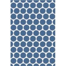 Плитка настенная 27,5x40 Блэйз 2Т синий