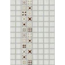 Вставка 27,5x40 Калипсо 7  белый