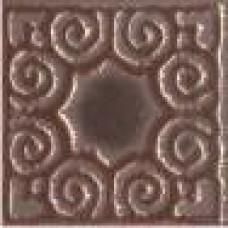 Бордюр напольный 6,2x6,2 Фьюжн 3 коричневый