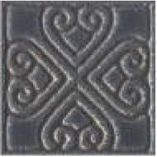 Бордюр напольный 6,2x6,2 Фьюжн 5 черный