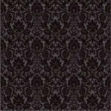 Плитка напольная 40x40 Органза 5П черный