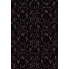 Плитка настенная 27,5x40 Органза 5Т черный