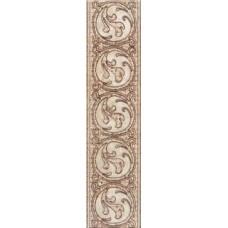 Бордюр напольный 40x9,8 Раполано