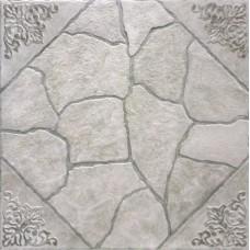 Керамический гранит 50x50 Терра 7 белый