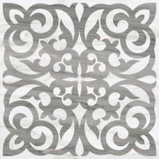 Керамический гранит 60x60 Palissandro Серый декор ЛПР