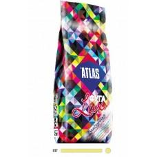 Фуга ATLAS LUX 017 Песочная (2кг)