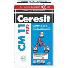 Сухая облиц. смесь Ceresit CM11plus 25 кг